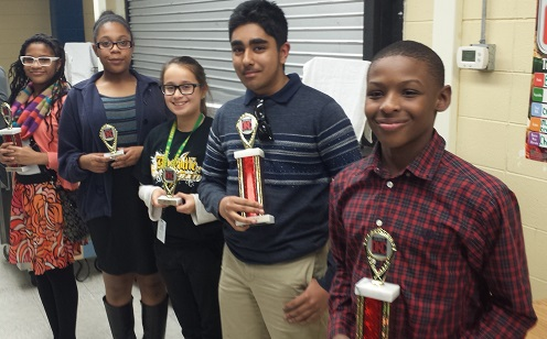 Award winners at Smith Hale