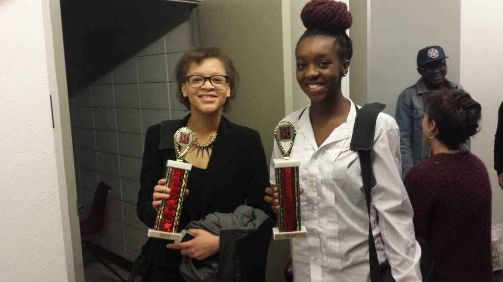 Policy debate winners